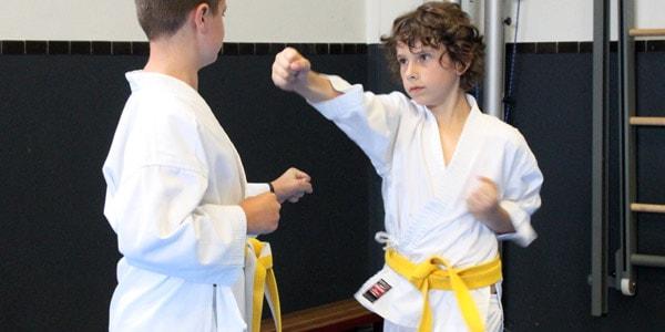 Karate voor kinderen in Gorinchem - snelheid, kracht en coordinatie